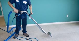 Professional cleaning and disinfection services