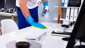 Office Cleaning in Norton and Mansfield MA